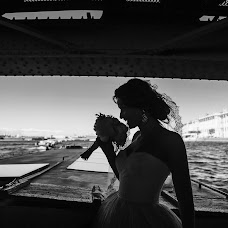 Wedding photographer Ulyana Khristacheva (homsa). Photo of 28.08.2015