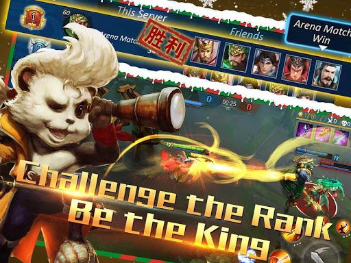 Legendary-5v5 MOBA game screenshot