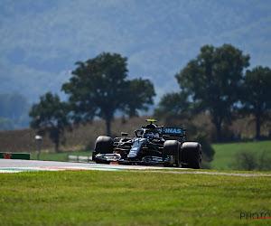 Bottas is het snelst op eerste dag van GP van Toscane en zet record neer, ook Verstappen mengt zich in de debatten
