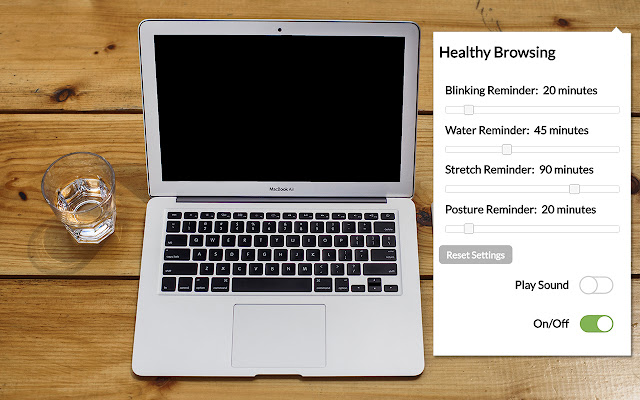Healthy Browsing