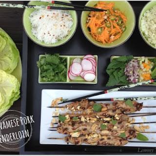 Vietnamese Pork Tenderloin Recipe