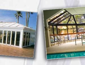 cerramientos de aluminio para piscinas
