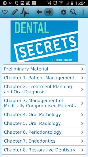 Dental Secrets 4th Edition