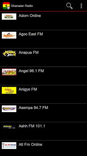 Ghanaian Radio