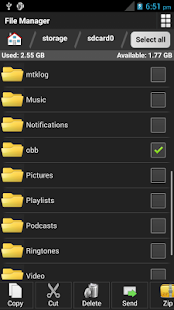 File Manager Free- screenshot thumbnail