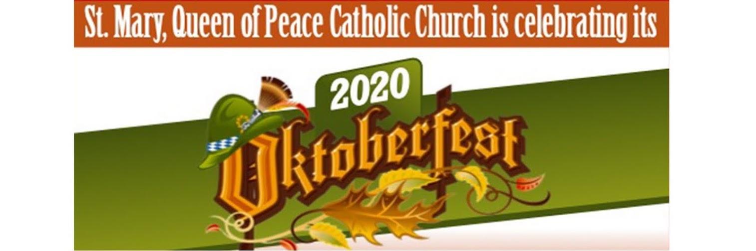2020 Mary Queen of Peace - Drive thru Oktoberfest