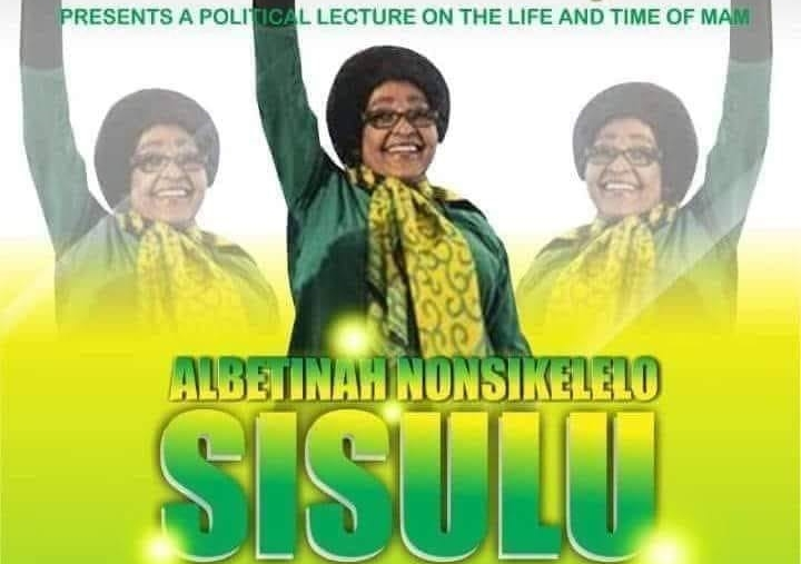 This poster for an ANCYL event had many people confused.