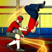 Extreme Russian Sambo Sports Wrestling Fight 3D