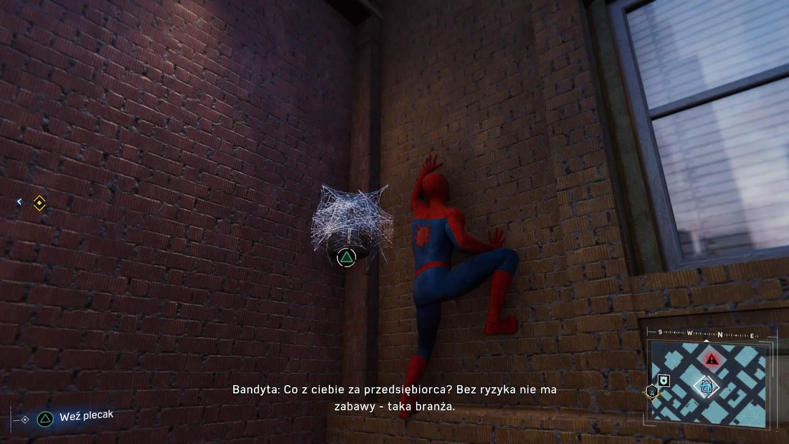 marvels spider man recenzja