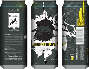 Logo of Roughtail IPA