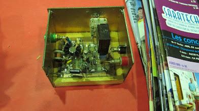 Photo: F6ABF, émetteur télégraphie à transistor