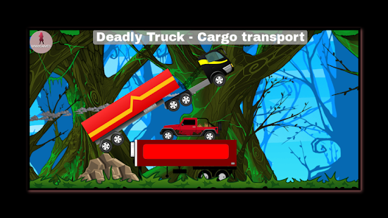 Deadly Truck - Cargo transport Screenshot
