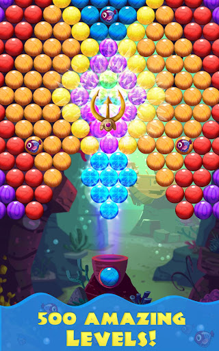 Fish Pop Bubble Shooter