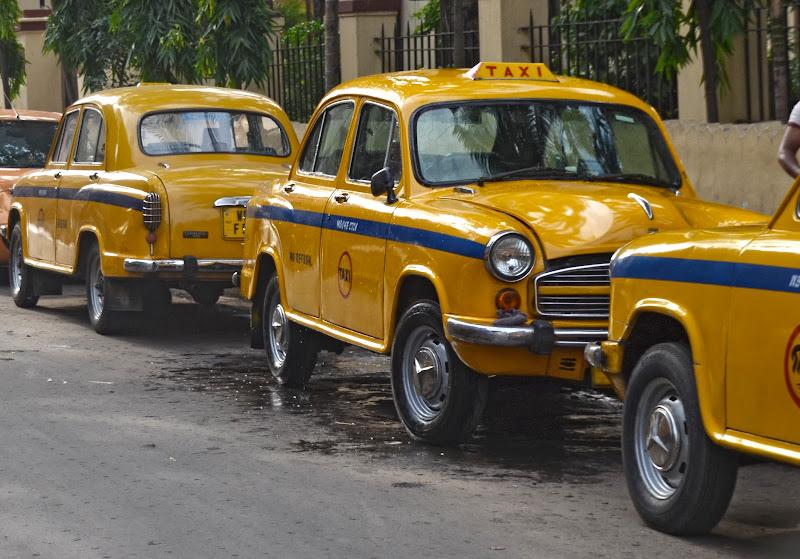 Kolkata Taxi di Migliu