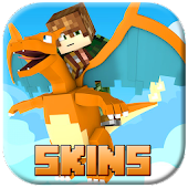 Pixelmon Skins for Minecraft Pocket Edition (MCPE)