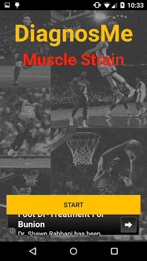 Muscle Pain Strain