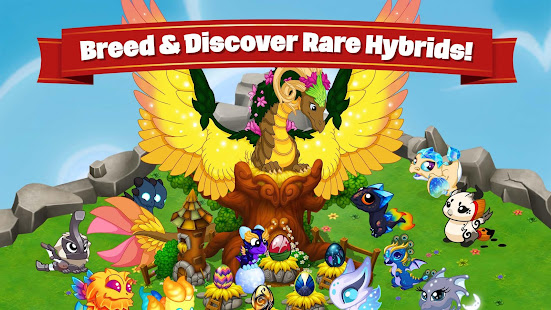 Game DragonVale APK for Windows Phone