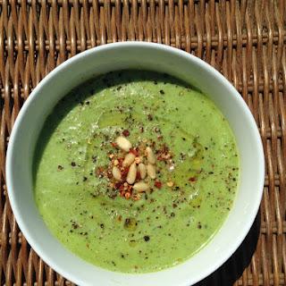 Cleansing Green Gaspacho Recipe
