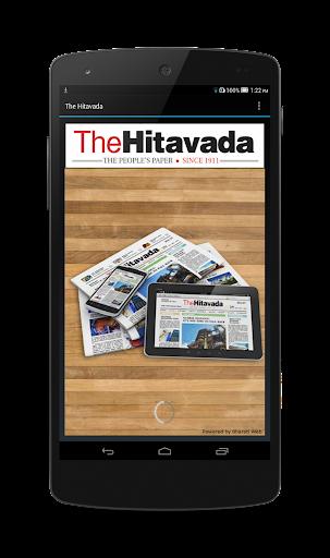The Hitavada Epaper 3.5 screenshots 1