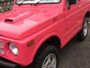 ジムニー JA11V 平成4年式のカスタム事例画像 ピンクのふるさんの2019年02月27日15:58の投稿