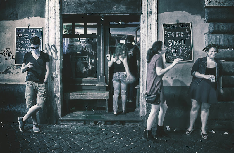Roma by night di Caterina Brillante