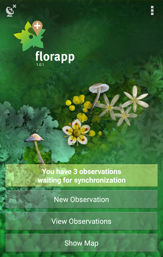 FlorApp- screenshot