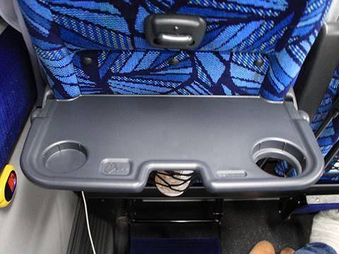 中国JRバス「広福ライナー」 2486 コンセント