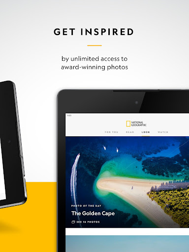 Screenshot for National Geographic in United States Play Store
