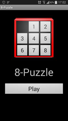 8 puzzle 7