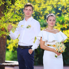 Wedding photographer Andrey Andrievskiy (Endrio). Photo of 04.09.2016