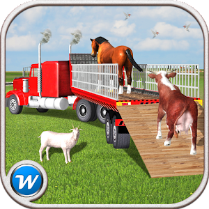 Farm Animal Transport Truck for PC and MAC