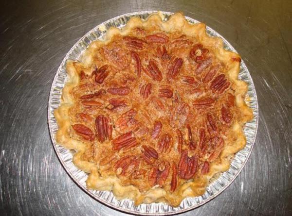 Mystery Pecan Pie Recipe