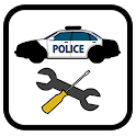 Car Building game for kids icon