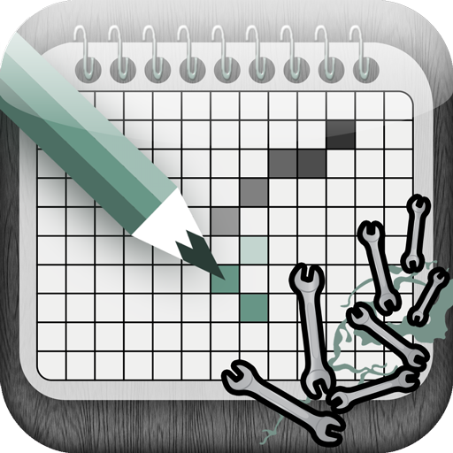 Tools Japanese Crossword 解謎 App LOGO-硬是要APP