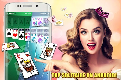 Solitaire - Brain Training, Themes, Wallpapers - náhled