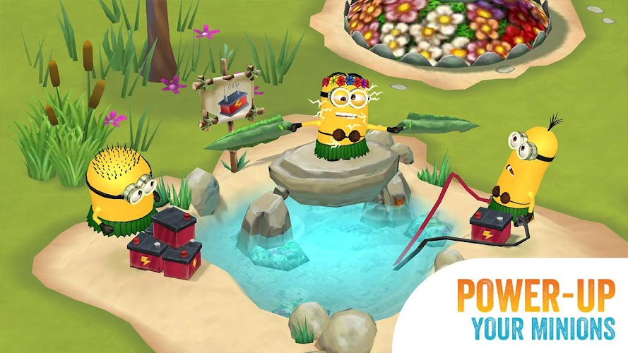 Minions Paradise - screenshot