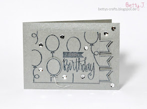 Photo: http://bettys-crafts.blogspot.com/2015/03/happy-birthday-die-erste.html