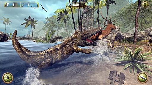 Crocodile Hunt and Animal Safari Shooting Game screenshots 3