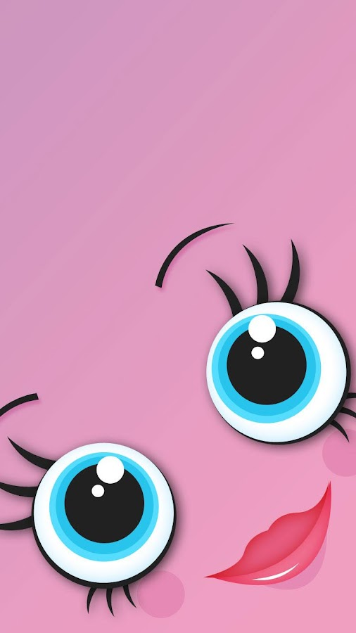 Cute girly wallpapers android apps on google play cute girly wallpapers screenshot voltagebd Images