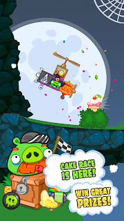 Bad Piggies HD screenshot 01