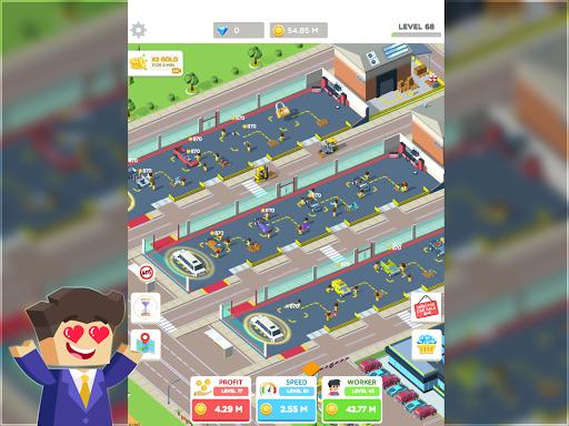 Idle Mechanics Manager u2013 Car Factory Tycoon Game filehippodl screenshot 14