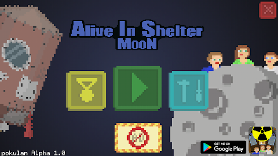 Alive In Shelter: Moon 8