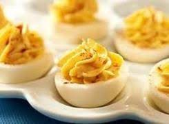 Easy And Simple Deviled Eggs