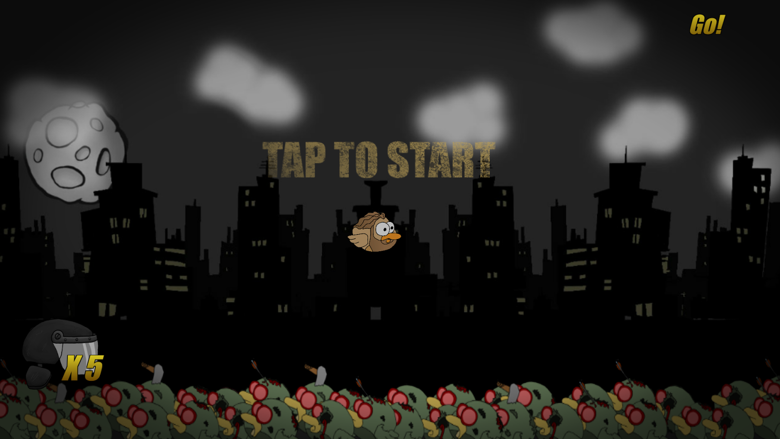 The Flapping Dead 2.0- screenshot