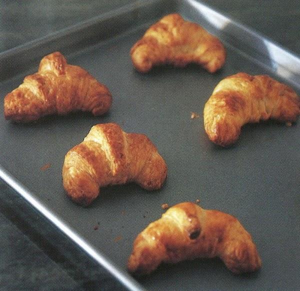 No-fear Croissants (sallye) Recipe