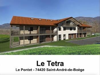 Appartement 4 pièces 92,53 m2