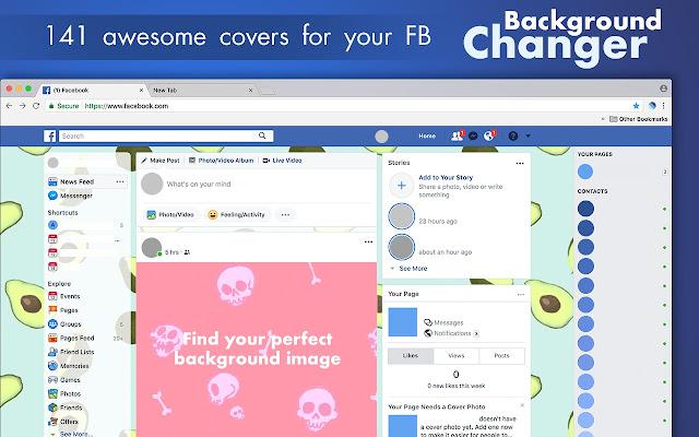 Background Changer For Facebook