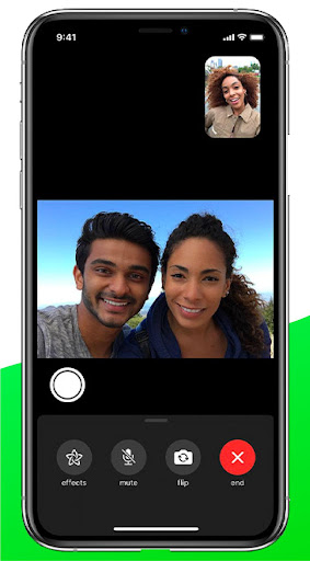 Chat FaceTime Calls & Messaging Video Calling tips screenshot 4