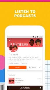 SoundCloud Mod Apk- Play Music, Audio & New Songs 7