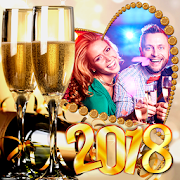 2018 New Year Frames